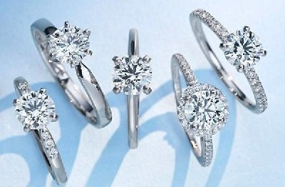 bluenile diamond rings